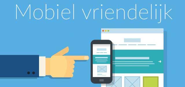 Mobiel vriendelijke website helpen om bovenaan in Google komen te staan
